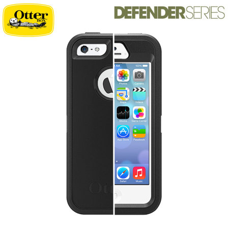 otterbox defender iphone 5s otterbox defender series for iphone 5s 5 black reviews 15804