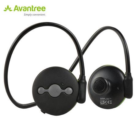 avantree jogger pro 4 0 bluetooth headset black reviews mobilezap australia. Black Bedroom Furniture Sets. Home Design Ideas