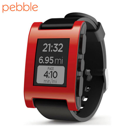 Pebble Smartwatch for iOS and Android Devices