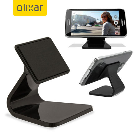 are some olixar micro suction smartphone desk stand black root with