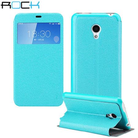 rock excel series case for meizu mx3 blue