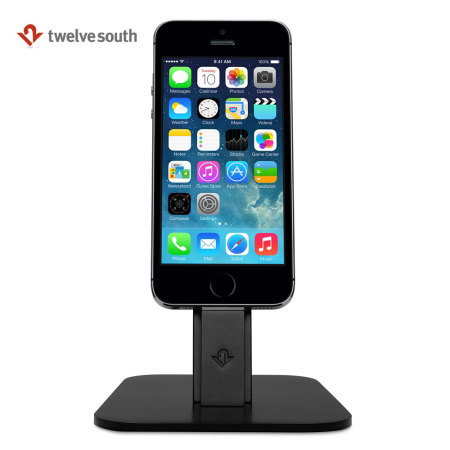 iphone stand for desk twelve south hirise lightning desktop stand and charger 6157