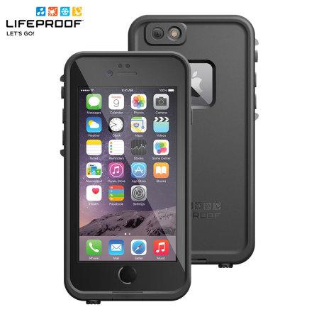 lifeproof fre case iphone 6 h lle in schwarz. Black Bedroom Furniture Sets. Home Design Ideas
