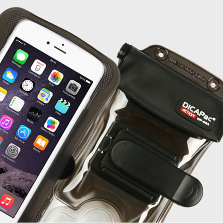 down the dicapac action universal waterproof case for smartphones up to 5 7 s450