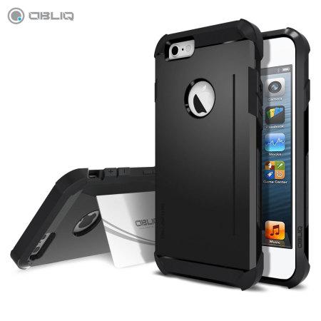 obliq xtreme pro iphone 6s iphone 6 tough case black then