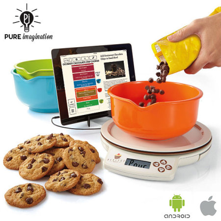 Perfect bake app controlled smart baking mobilezap for Perfect bake pro review