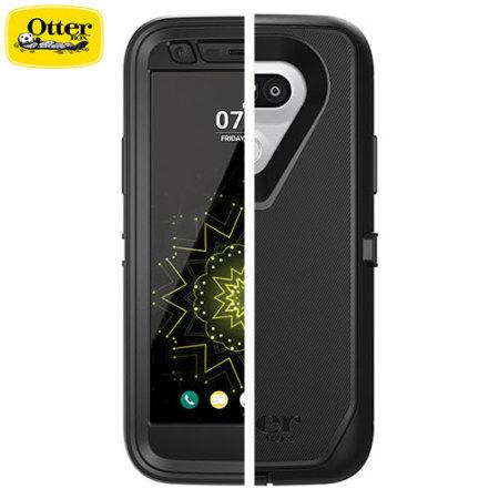 lg g5. otterbox defender series lg g5 case - black lg