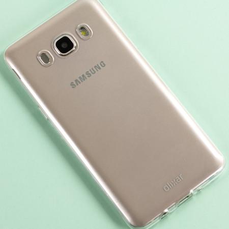 Olixar Ultra Thin Samsung Galaxy J5 2016 Case 100 Clear