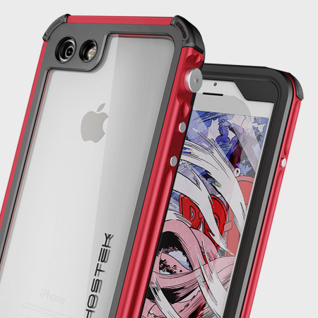 limits ghostek atomic 3 0 iphone 7 waterproof tough case black 5