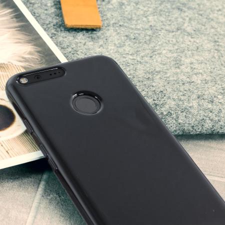 olixar ultra thin google pixel gel case 100% clear reviews