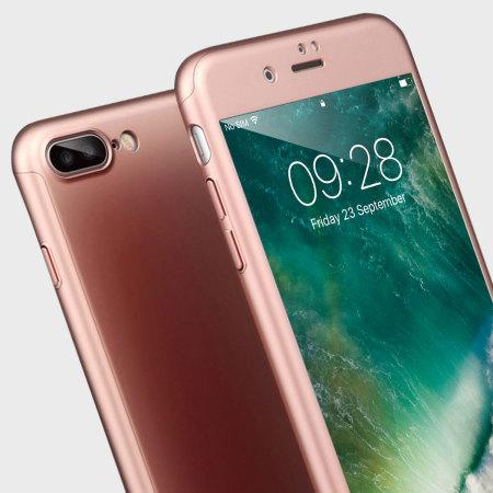 Olixar X Trio Full Cover IPhone 7 Plus Case