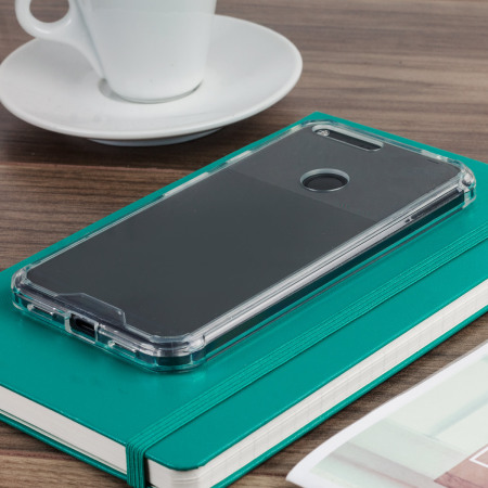 nubia's new flagship cruzerlite defence fusion google pixel bumper case black clear from listadd
