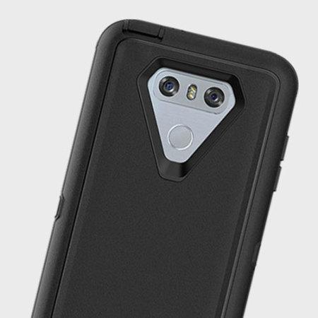 Otterbox Defender Series Lg G6 Case Black Mobilezap