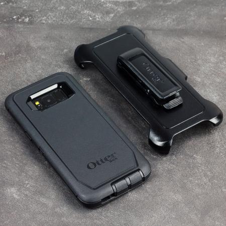 otterbox defender screenless samsung galaxy s8 plus case black