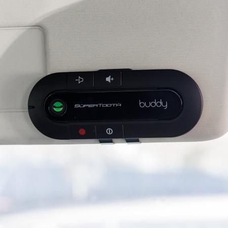 Supertooth Buddy Bluetooth Visor Car Kit Review
