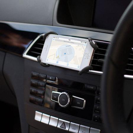 breffo spiderpodium flexible grip universal car holder desk stand reviews