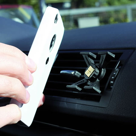 iphone holder for car tetrax magnetic iphone 4 car holder mobilezap australia 15292