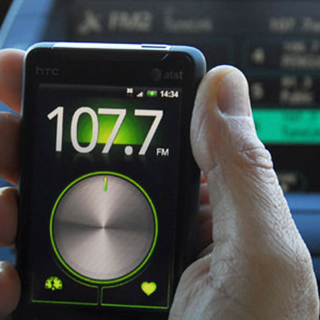 Fm transmitter android