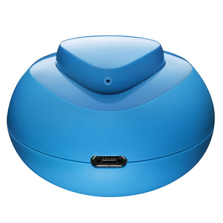 nokia luna bluetooth headset bh 220 cyan reviews mobilezap australia. Black Bedroom Furniture Sets. Home Design Ideas