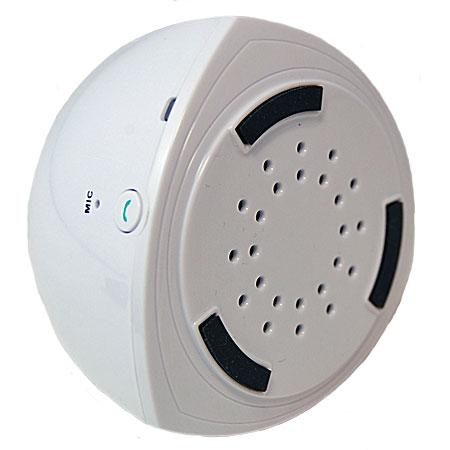 soundwave sw50 bluetooth speaker phone white mobilezap australia. Black Bedroom Furniture Sets. Home Design Ideas