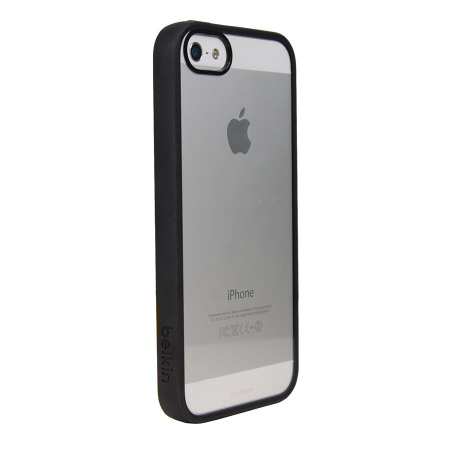 belkin iphone 5s case belkin view for iphone 5s 5 black mobilezap 9925