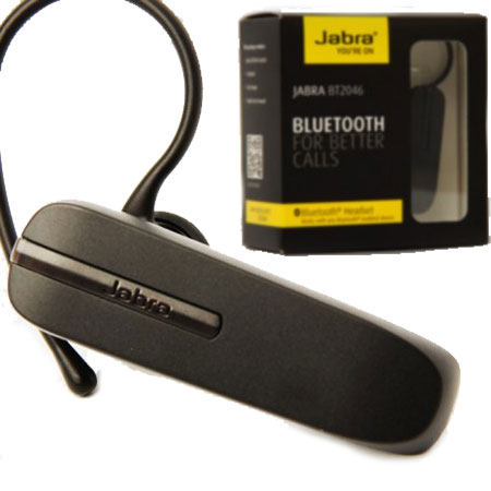 jabra bt 2046 bluetooth headset reviews mobilezap australia. Black Bedroom Furniture Sets. Home Design Ideas