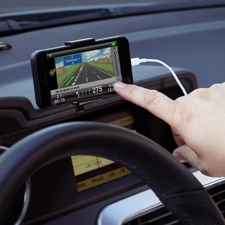 iphone car mount. xtand go flexible car mount for iphone 5s / 5 iphone a