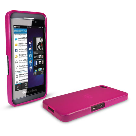 flexishield case for blackberry z10 pink reviews. Black Bedroom Furniture Sets. Home Design Ideas