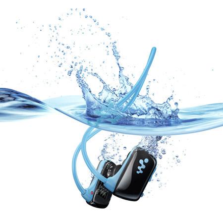 Sony NWZ-W273 Walkman Waterproof MP3 Player