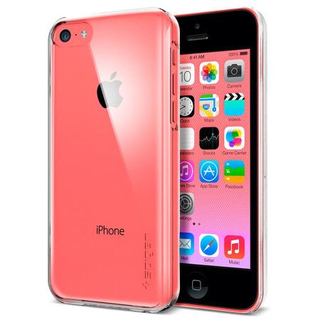 Spigen SGP Ultra Thin Air Case for iPhone 5C - Clear ...