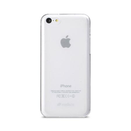Melkco Poly Jacket Case for iPhone 5C - Clear :: MobileZap ...