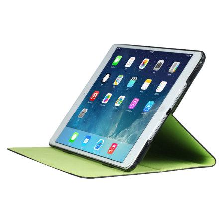 how to create folders on ipad air