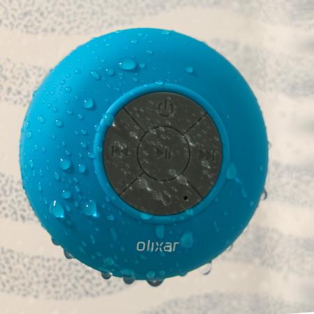 aquafonik bluetooth shower speaker green 7 far your