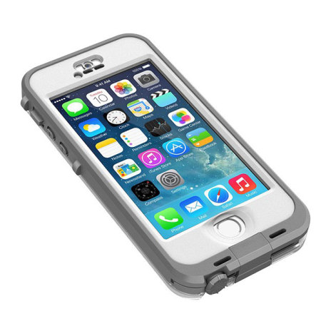 lifeproof nuud iphone 5s lifeproof nuud for iphone 5s white grey 15634