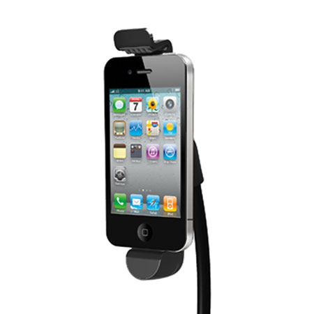 kitperfect car holder charger fm transmitter for iphone. Black Bedroom Furniture Sets. Home Design Ideas