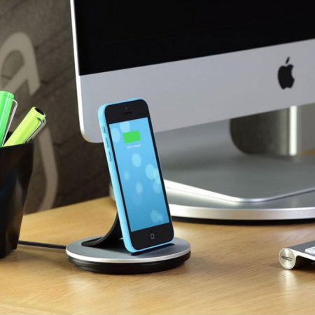 just mobile alubolt iphone and ipad mini lightning sync charge dock mobilezap australia. Black Bedroom Furniture Sets. Home Design Ideas