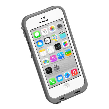 lifeproof iphone 5c case lifeproof fre iphone 5c grey clear reviews 3677
