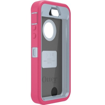 Iphone 5s 5 otterbox defender wild orchid mobilezap for Iphone 5 in the wild bangkok