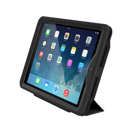 Lifeproof Ipad Air Nuud Portfolio Cover Stand Black