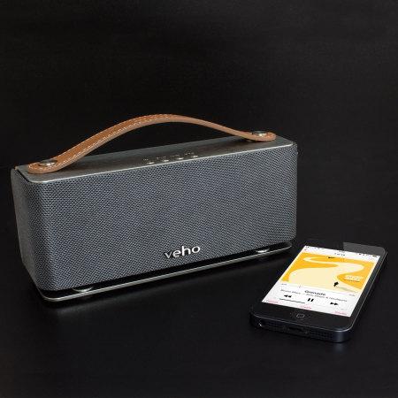 veho m6 360в° mode retro bluetooth speaker 3