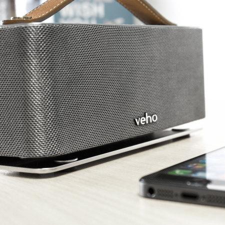 veho m6 360в° mode retro bluetooth speaker 11