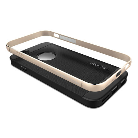 moremarvelous phone spigen aluminum fit iphone 6s 6 shell case champagne gold 2300 mhz