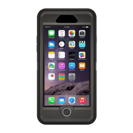 mom otterbox defender series iphone 6s plus 6 plus case black play