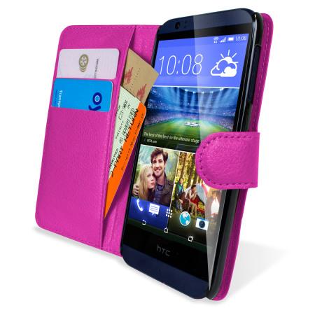 olixar flexishield htc desire 510 case pink