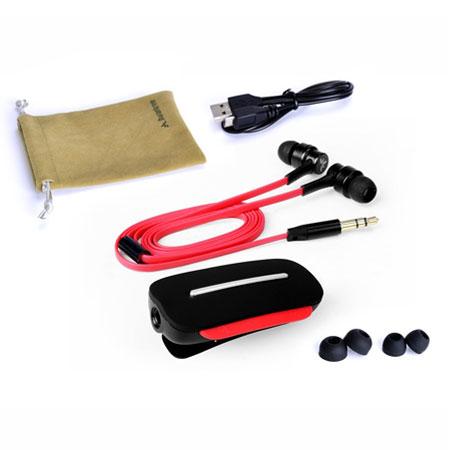 avantree clipper bluetooth stereo headset black reviews mobilezap australia. Black Bedroom Furniture Sets. Home Design Ideas