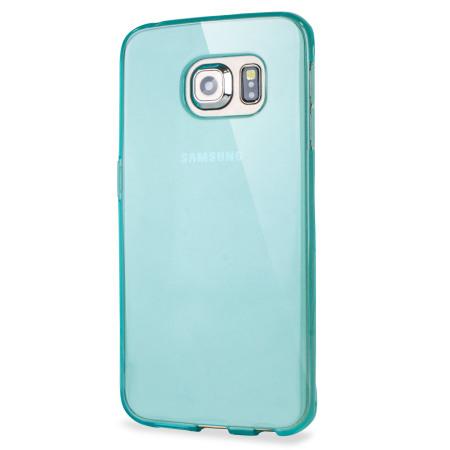 far know flexishield samsung galaxy s6 gel case light blue 8 not good