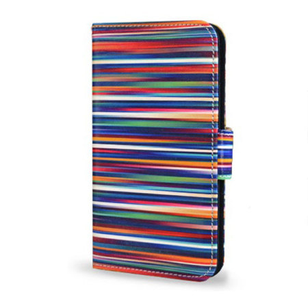 colour will create and case samsung galaxy s6 edge book case blurry lines 4 keep