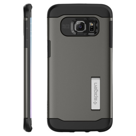 Spigen, Inc. designs and manufactures cases and accessories. The Company offers screen protectors, cases, and utility bags for phones, tablets, and laptops.