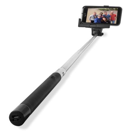 olixar bluetooth iphone selfie stick reviews mobilezap australia. Black Bedroom Furniture Sets. Home Design Ideas