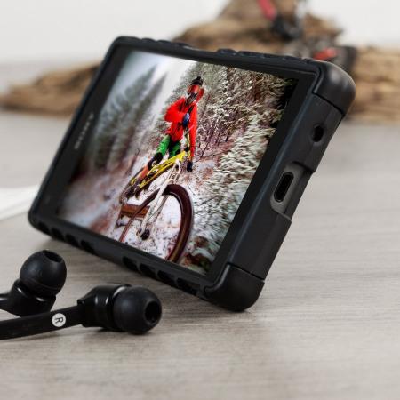 Can Buy olixar armourdillo sony xperia z5 compact protective case black Publishing Inc